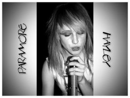 Hayley of Paramore ! :))) by Maellanie