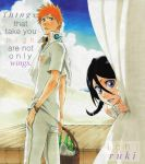IchiRuki - Soaring With You by elric-logic
