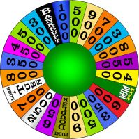 Wheel of Fortune Jr. 2012 R1 by germanname
