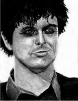 Billie Joe Armstrong by TheWitchKing989