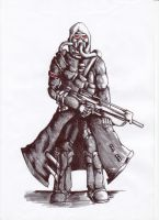 helghast arctic by 333444555