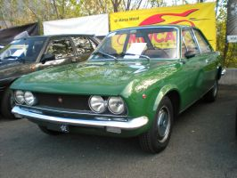 Fiat 124 Sport Coupe '70 by franco-roccia