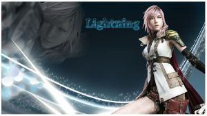 Lightning wallpaper by smiley089