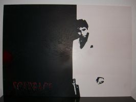Scarface I by SapSone