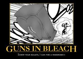 Bleach Chapter 469 by NoctusInfinity