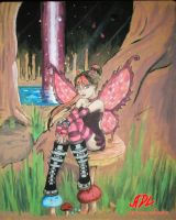 Adl: Fairy Acrylics small by 71ADL17