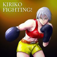 KIRIKO FIGHTING by t178jp