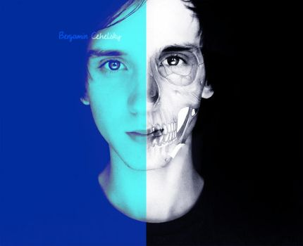 Two faces by ryky
