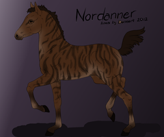 Nord Foal 1573 by Sorrel-Feather
