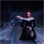 Tracks of the Black Widow by ArthurRamsey