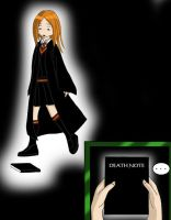 Ginny and the Death Note by Toroki-chan
