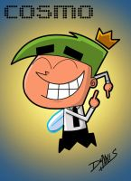 fairly odd parents cosmo by maehao