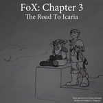 Fall of Xephos Ch.3 Title Page by DordtChild