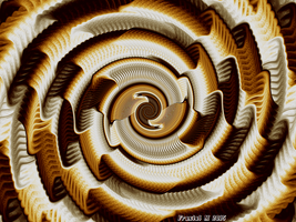 Gnarly Spiral by fraxialmadness3