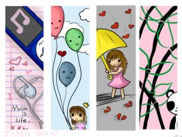 Bookmarks by jaken-rox
