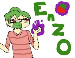 Fun With Enzo by mistere17