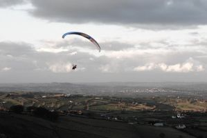 Paraglide To the Sky by RonanMcS