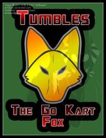 Tumbles The Go Kart Fox by AirRaiser
