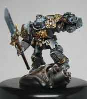 Grey Knights Terminator by DarkLostSoul86