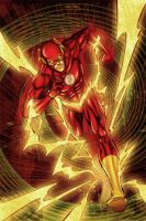 Flash by Ch-Hell-Sea