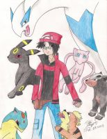 Pokemon Trainer by saiyanchick13