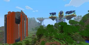 Skylands 1 by Sero-Cheat
