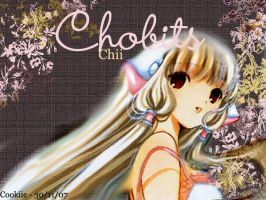Chobits by cookiiexox