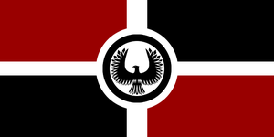 Flag of the Steel Union by CommieTechie