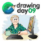 Drawing Day by PenmanShipp
