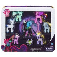My Little Pony Favorite Collection 2013 by webkinzfun8