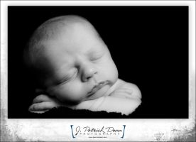 Newborn Photographer and Dad by jpdean