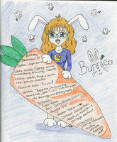 Bunnie ID II by LindyArt