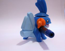 Mudkip Pipe by Fuckinintents