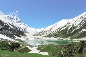 Lake Saiful Mulook by rizwan-mehmood