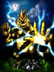 Electabuzz by hamsterSKULL