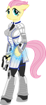 Dr. Flutter T'Shy by Chimajra