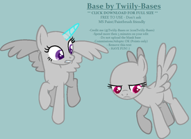 MLP Base 295 by Twiily-Bases