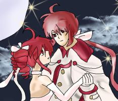 Teto X Ted Cendrillon by Watery21