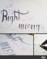 Right or wrong? by demorfoza
