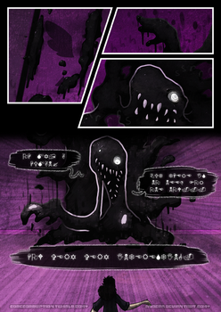 Undertale CORE Corruption: Pg.35 by Anocra