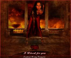 I bleed for you by SBV