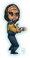 The Big Bang Trek- Raj by lordmesa