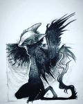 The Eleventh Vulture by foxspitt