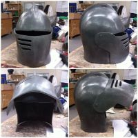 Knights Helmet - Final Major Project - Complete by sfxbecks