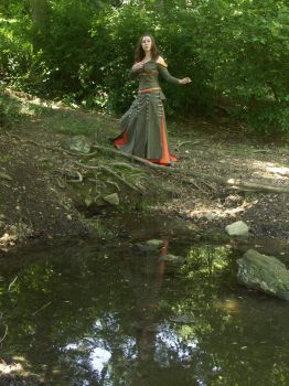 BBC Marian Cosplay--Lady of the Lake? by audrey-vista