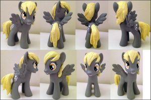 MLPFIM Smiling Derpy Hooves custom toy by omgwtflols