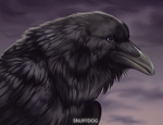 Just raven by SnuffDog