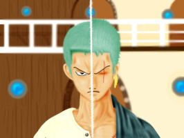 Zoro by kimported