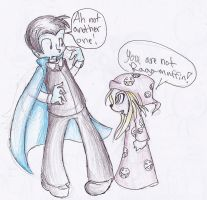 Lenore and the Count by NotNights