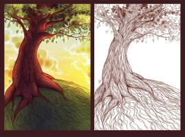 Tree of Life by Atrika